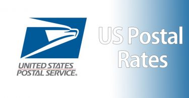 USPS Mailing Prices & Rates - Current