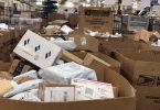 US Postal Service Delays - December 2020