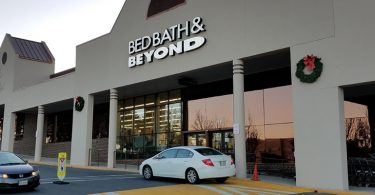 City of Fairfax - Bed Bath & Beyond closing soon