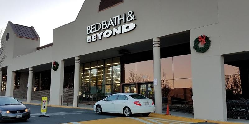 City of Fairfax - Bed Bath & Beyond closing soon