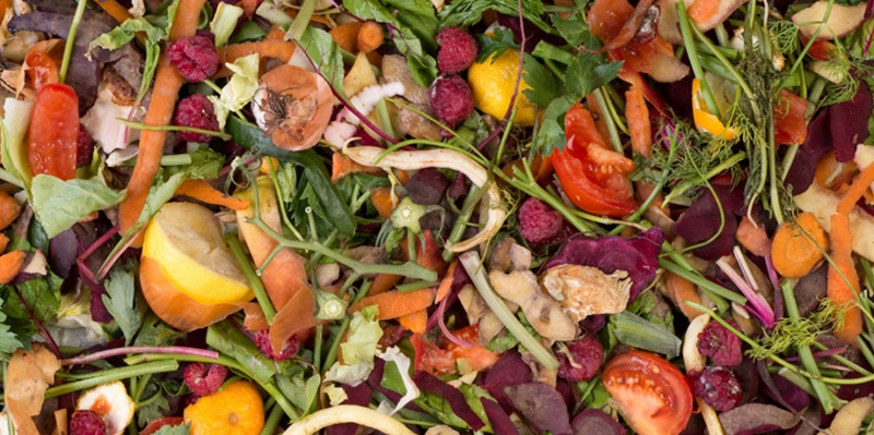 Fairfax County food waste composting drop off locations