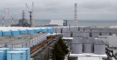 Fukushima to Dump Radioactive Water into the Ocean
