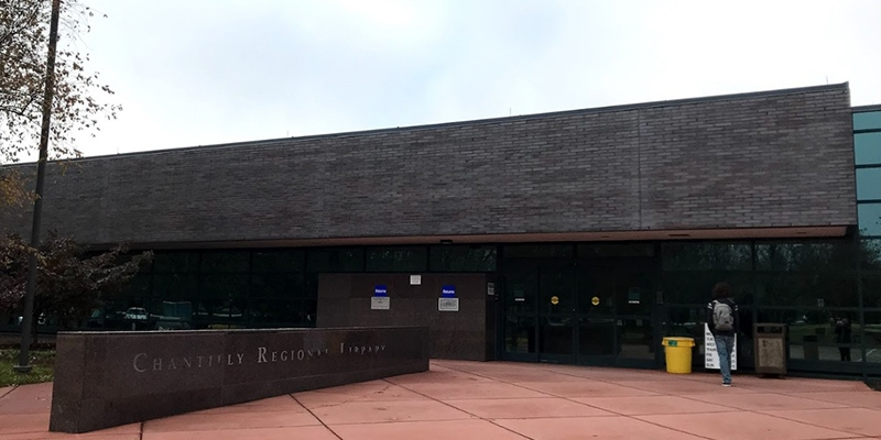 Fairfax Library will provide curbside and virtual only