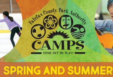 Fairfax County Park Authority Spring and Summer Camp Registration